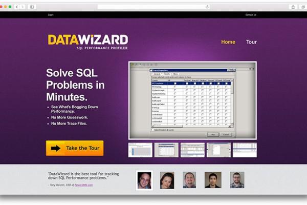 DataWizard SQL Profiler
